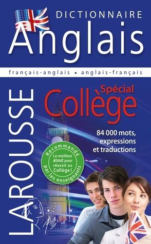 Larousse - Dictionnaire français-anglais et anglais-français - Spécial Collège.