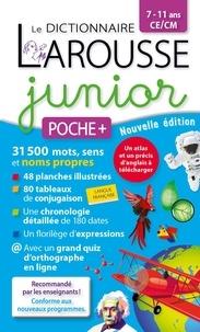Larousse - Dictionnaire Larousse junior poche plus CE/CM.