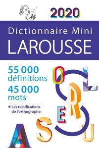 Larousse - Dictionnaire Larousse Mini.