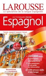 Larousse - Dictionnaire Larousse poche Espagnol.