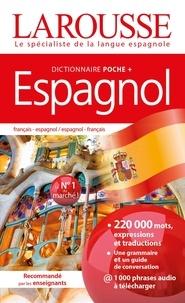 Larousse - Dictionnaire Larousse poche plus Espagnol.