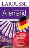 Larousse - Dictionnaire Larousse poche plus français-allemand / allemand-français.