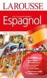 Larousse - Dictionnaire Larousse poche plus français-espagnol et espagnol-français.
