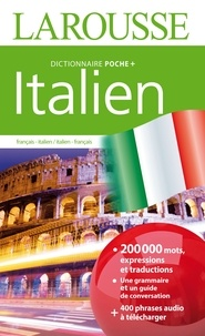 Livres de téléchargement pdf gratuits Dictionnaire Larousse poche plus français-italien italien-français