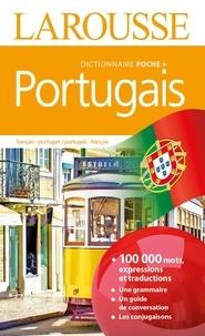 Larousse - Dictionnaire Larousse poche plus français-portugais portugais-français.