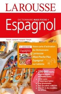 Dictionnaire Maxi Poche + français-espagnol et espagnol-français - Avec carte dactivation.pdf