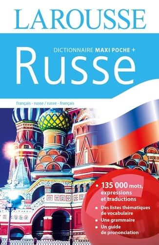 Dictionnaire Maxi Poche Francais Russe Et Russe Francais Poche