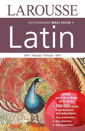 Larousse - Dictionnaire Maxi poche + latin-français et français-latin.