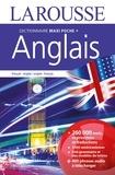 Larousse - Dictionnaire Maxi poche plus anglais-français et français-anglais.