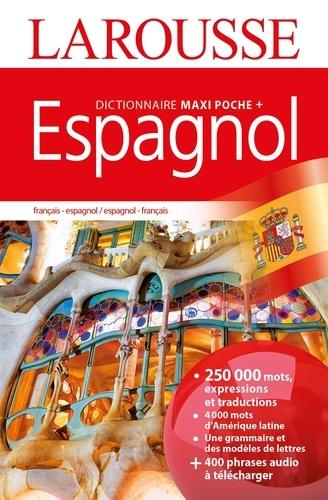 Larousse - Dictionnaire maxi poche plus espagnol-français et français espagnol.