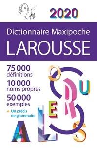 Téléchargement gratuit de livres fb2 Dictionnaire Maxipoche Larousse iBook (French Edition) 9782035972774