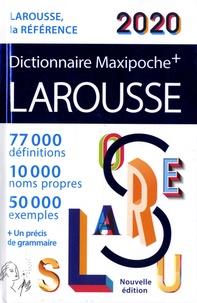 Livres téléchargement électronique gratuit Dictionnaire Maxipoche + Larousse 9782035972781 par Larousse