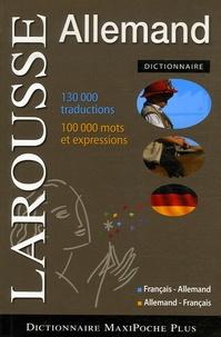 Ucareoutplacement.be Dictionnaire Maxipoche plus français-allemand/allemand-français Image