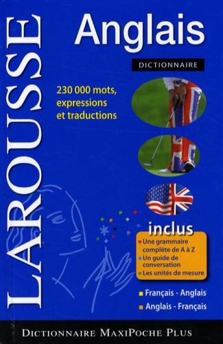 Larousse - Dictionnaire Maxipoche plus français-anglais/anglais-français.