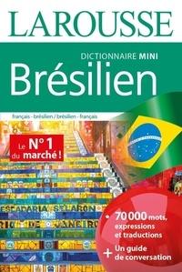 Larousse - Dictionnaire Mini Brésilien.