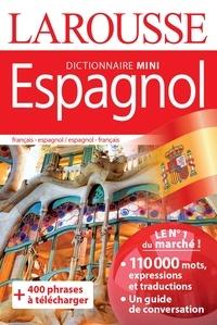 Larousse - Dictionnaire mini français-espagnol et espagnol-français.