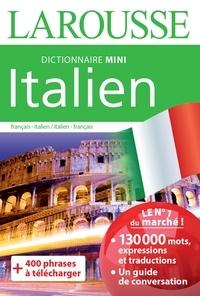 Larousse - Dictionnaire mini italien.