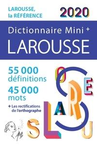 Pdf ebooks téléchargeables gratuitement Dictionnaire Mini+ Larousse 9782035972743 par Larousse iBook (French Edition)