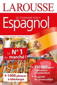 Larousse - Dictionnaire mini plus espagnol.