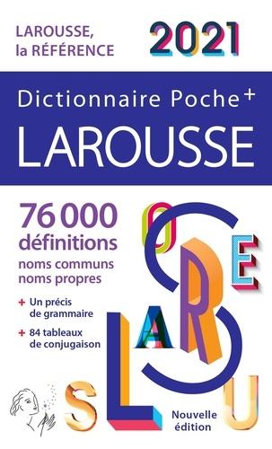 Dictionnaire Poche plus Larousse  Edition 2021