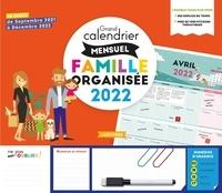 Larousse - Grand calendrier mensuel de la famille organisée.