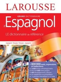 Larousse - Grand dictionnaire espagnol-français ; français-espagnol.