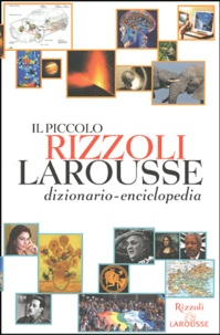 Galabria.be Il piccolo Rizzoli Larousse - Dizionario-enciclopedia Image