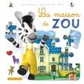 Larousse jeunesse collectif - La maison de Zou.