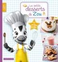 Larousse jeunesse collectif - Les petits desserts de Zou.
