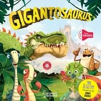 Larousse jeunesse - Gigantosaurus.