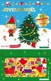 Larousse jeunesse - Joyeux Noël - Mon livre gommettes.