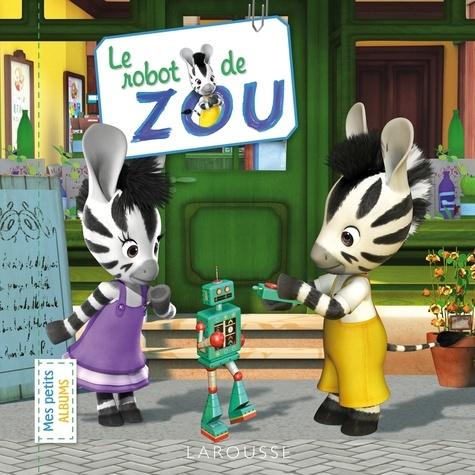 Le Robot De Zou Album