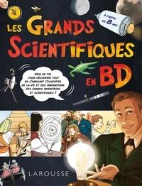 Vanina Pialot - Les grands scientifiques en BD.