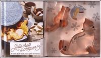 Jolis chats à croquer - 20 recettes de jolis biscuits pour un goûter chat-lheureux.pdf