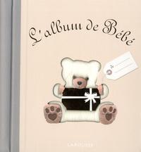 Larousse - L'album de bébé.