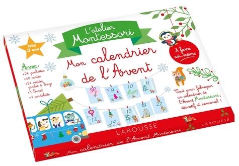 L'atelier Montessori. Mon calendrier de l'Avent