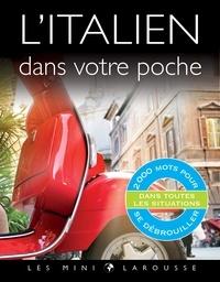 Larousse - L'italien dans votre poche.