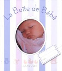 La Boîte de Bébé - Avec un livret, un album photos, un petit sac en tissu, un petit cadre et une petite boîte.pdf