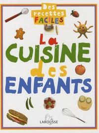 Checkpointfrance.fr La cuisine des enfants - Des recettes faciles Image