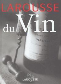 Histoiresdenlire.be Larousse du vin Image