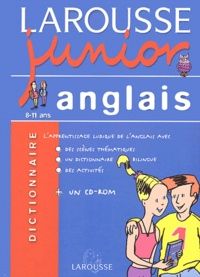 Larousse - Larousse junior anglais. 1 Cédérom