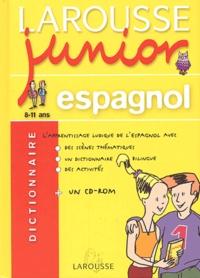 Larousse - Larousse junior espagnol. 1 Cédérom