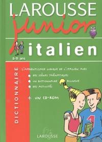 Larousse - Larousse junior italien. 1 Cédérom