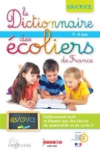 Larousse - Le dictionnaire des écoliers GS/CP/CE.