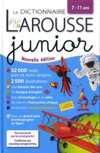 Le dictionnaire Larouse junior -  Larousse  
