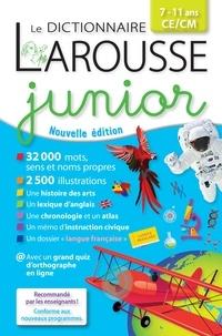 Larousse - Le dictionnaire Larousse junior CE/CM.