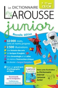 Openwetlab.it Le dictionnaire Larousse junior CE/CM Image