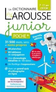 Google livres pour le téléchargement Android Le dictionnaire Larousse Junior poche +  - 7-11 ans CE/CM