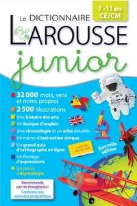 Larousse - Le dictionnaire Larousse Junior - 7-11 ans CE/CM.