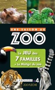 Ebook for oracle 10g téléchargement gratuit Le jeu des 7 familles Une saison au zoo  - + Le Mistigri du zoo 9782035965318